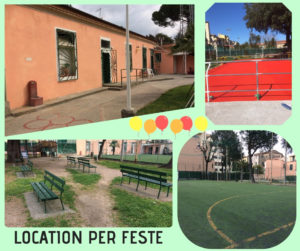 location per feste a livorno